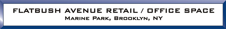 Brooklyn Retail Commercial Space Real Estate Listing